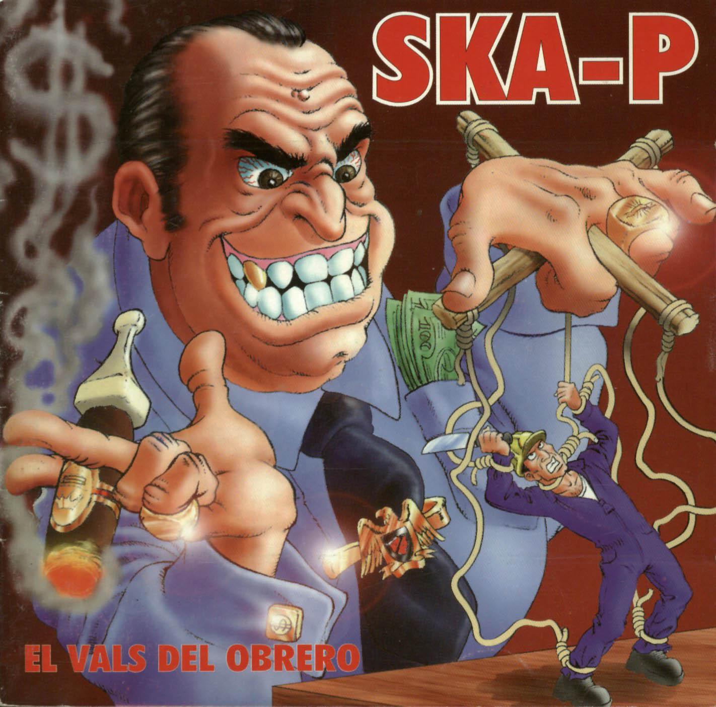 SKA-P     El Vals del Obrero
