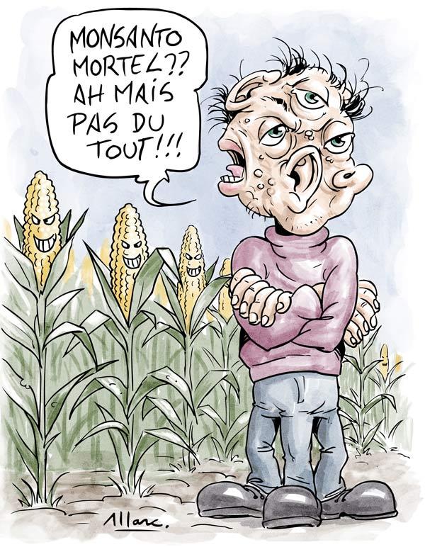 """La filière """"Monsanto"""", est l'une des plus grosse firmes de productions d'herbicides"""