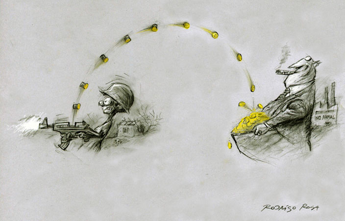 dessin de Rodrigo ROSA